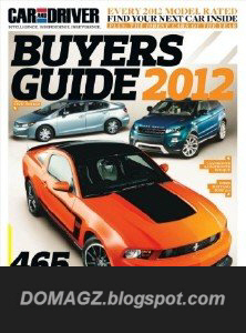 Download Car and Driver - Buyers Guide 2012 Free - Mediafire Link