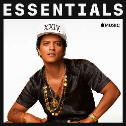 CD Bruno Mars - Essentials 2018 - Torrent download