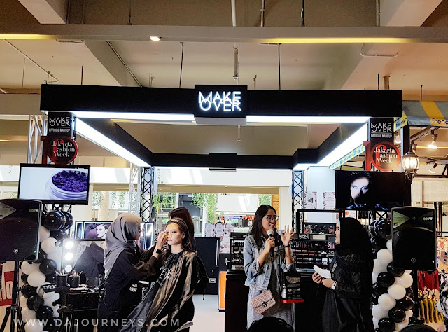 Grand Launching MAKE OVER Independent Store BANDUNG