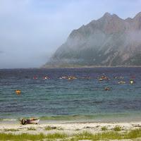 Arctic Sea Kayak Race