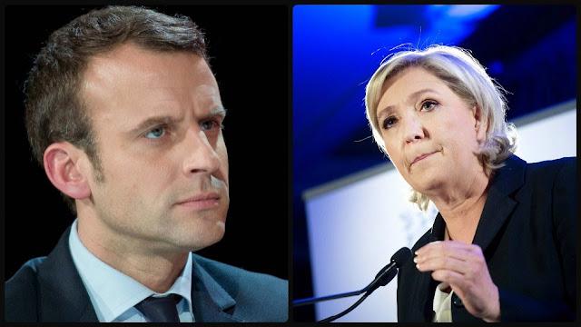 Γαλλικές Εκλογές 2017: Μακρόν και Λεπέν στον β' γύρο στις 7 Μαΐου