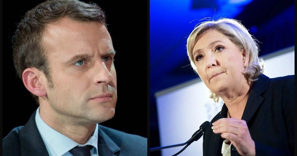 Τα τελικά αποτελέσματα των προεδρικών εκλογών στη Γαλλία