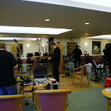 Recording at Golf Club 30/03/09