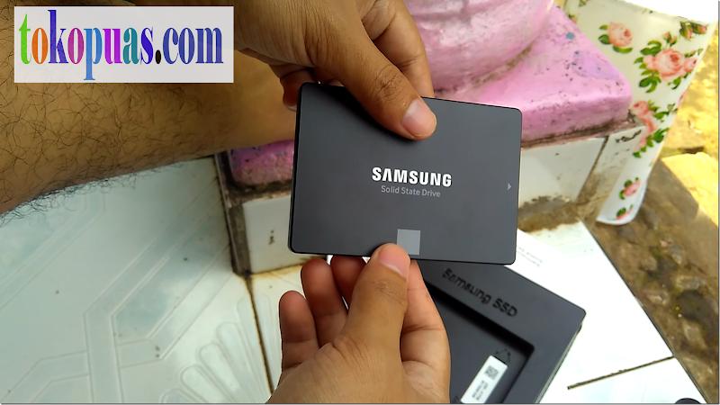 cara menambah SSD tanpa instal ulang