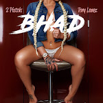 2 Pistols - Bhad (feat. Tory Lanez) - Single Cover