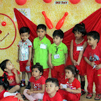 Red Day (Nursery) 12-4-2016
