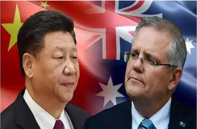 चीन ने आस्ट्रेलिया को धमकाते हुए व्यापारिक समझौतों पर   लगाई रोक