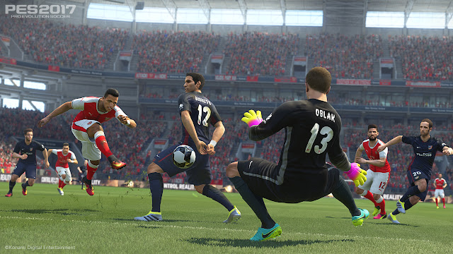 You Can Now Play PES 2017 Mobile With Your Friends Via Bluetooth 3