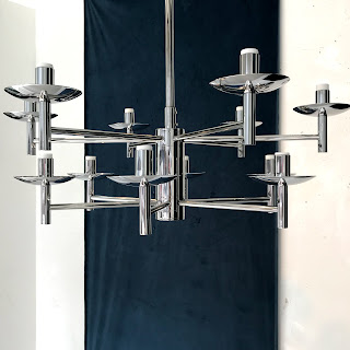 Donghia 12-Arm Chandelier