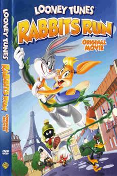 Capa Looney Tunes: Fuga dos Coelhos Torrent