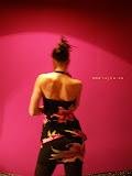 – strech dress - ecofrendly design