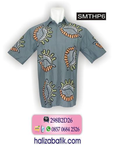 baju atasan batik, contoh batik, baju batik kerja