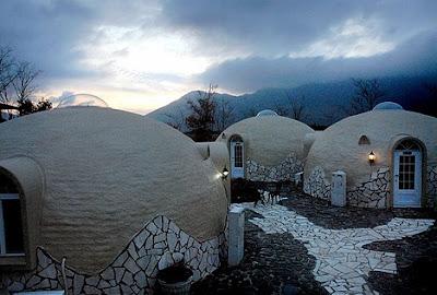 Rumah Dari Styrofoam di Jepang, Anti Gempa Bisa Mengapung