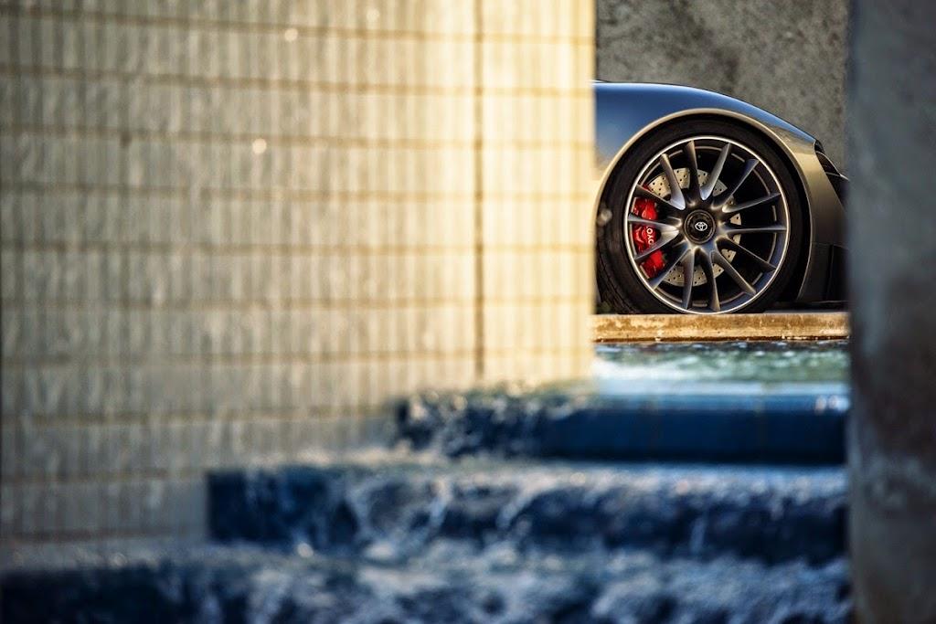 Toyota FT1 Concept New Supra Pebble Beach Monterey025