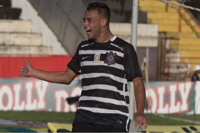 Maycon e Luciano titulares contra o Cerro Porteño