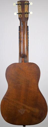 Ernst Hess soprano ukulele back