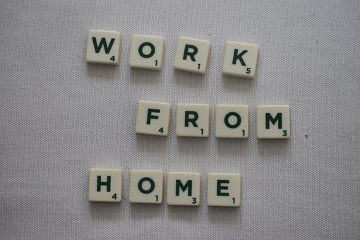 Work From Home and other jobs
