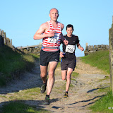Hebden Bridge fell race set 1
