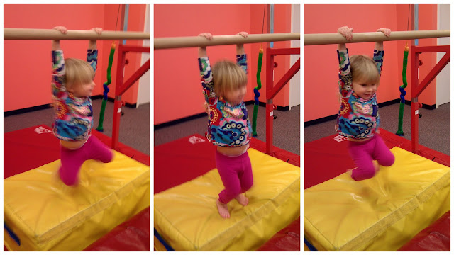 our future gymnast