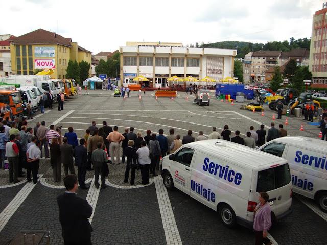 Inaugurarea, la Medias, a primului punct subteran pt. colectarea deseurilor de ambalaje din Romania - DSC06396.JPG