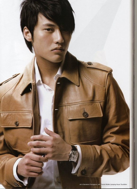 Ray Chang / formerly known as Bryant Chang / Zhang Ruijia China Actor