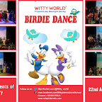Birdie Dance by Nursery Section - Witty World (2015-16)