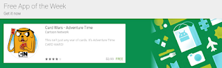Latest Google Playstore Update Adds 'Free App of The Week' Section
