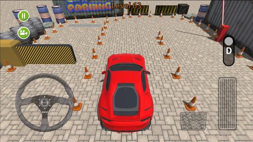 Code Triche Hard Car Parking mod apk screenshots 2