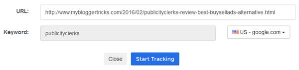 webtexttool page tracker tool