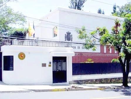Embajada de España en El Salvador