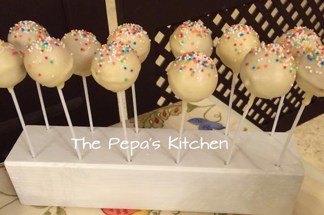 cake pops mesa dulce comunión