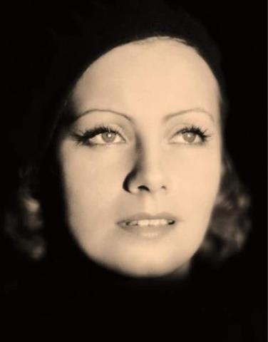 Lady beauty vintage greta garbo for Greta garbo morte