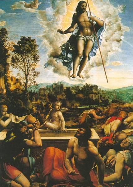 Il Sodoma - Resurrezione di Cristo