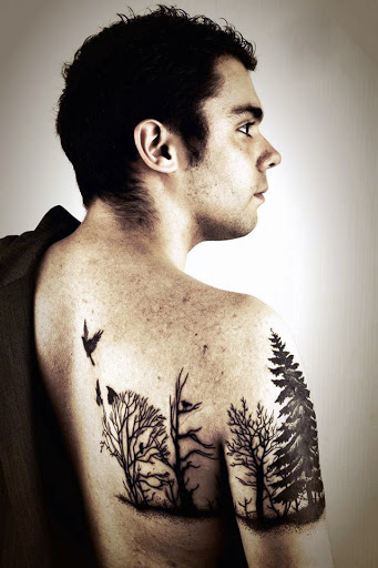 Tree Side Tattoo: 58 Coolest Tree Tattoos Designs And Tips For Males And
