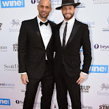 OIC - ENTSIMAGES.COM - Daniel Porter Brown and Brian Friedman at the Ben Cohen's StandUp Gala in London 21st May 2015  Photo Mobis Photos/OIC 0203 174 1069