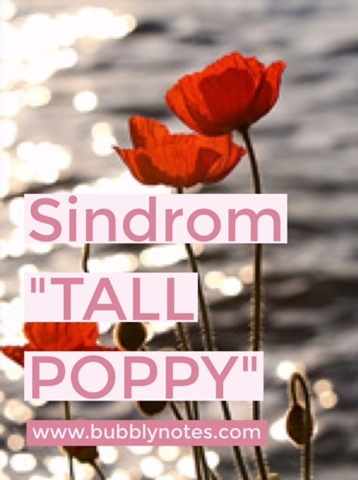 SINDROM TALL POPPY
