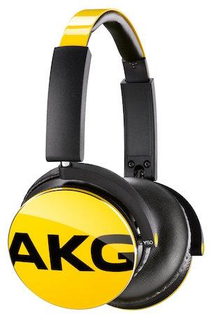 AKG Y50ヘッドホン