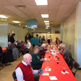 Volunteer Christmas Party 2014