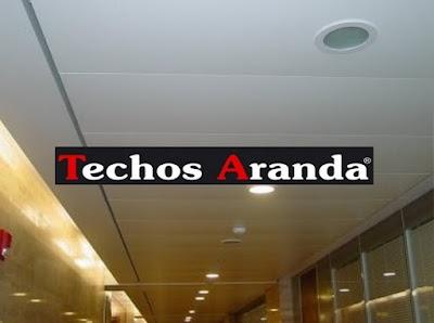 Precio de techos baños Madrid