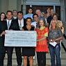 $250,000 Check Presentation: Brewster Theatre