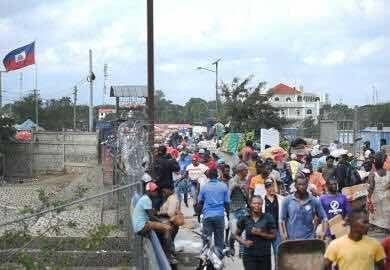 Deportan a más de 2,000 a Haití en los últimos días