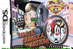 ROM Animaniacs Lights Camera Action! (E) NDS