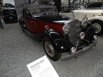 2017.08.24-146 Mercedes-Benz Cabriolet Type 290 1937