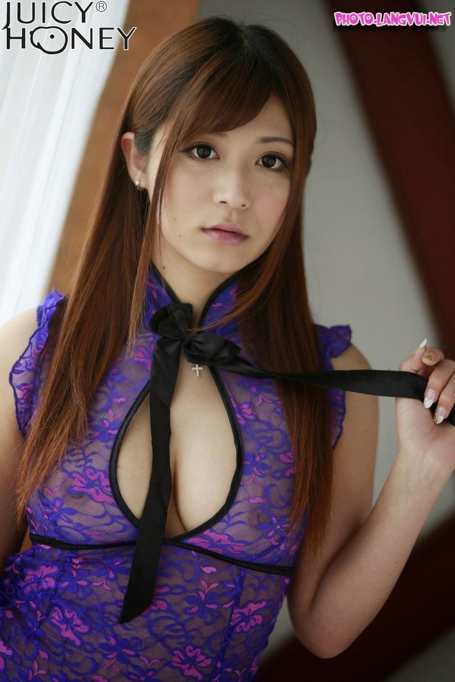 Haruki Sato xinh tươi sexy