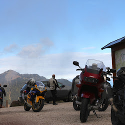 Moho Diana - Geführte Motorradltour am 08.10.2015