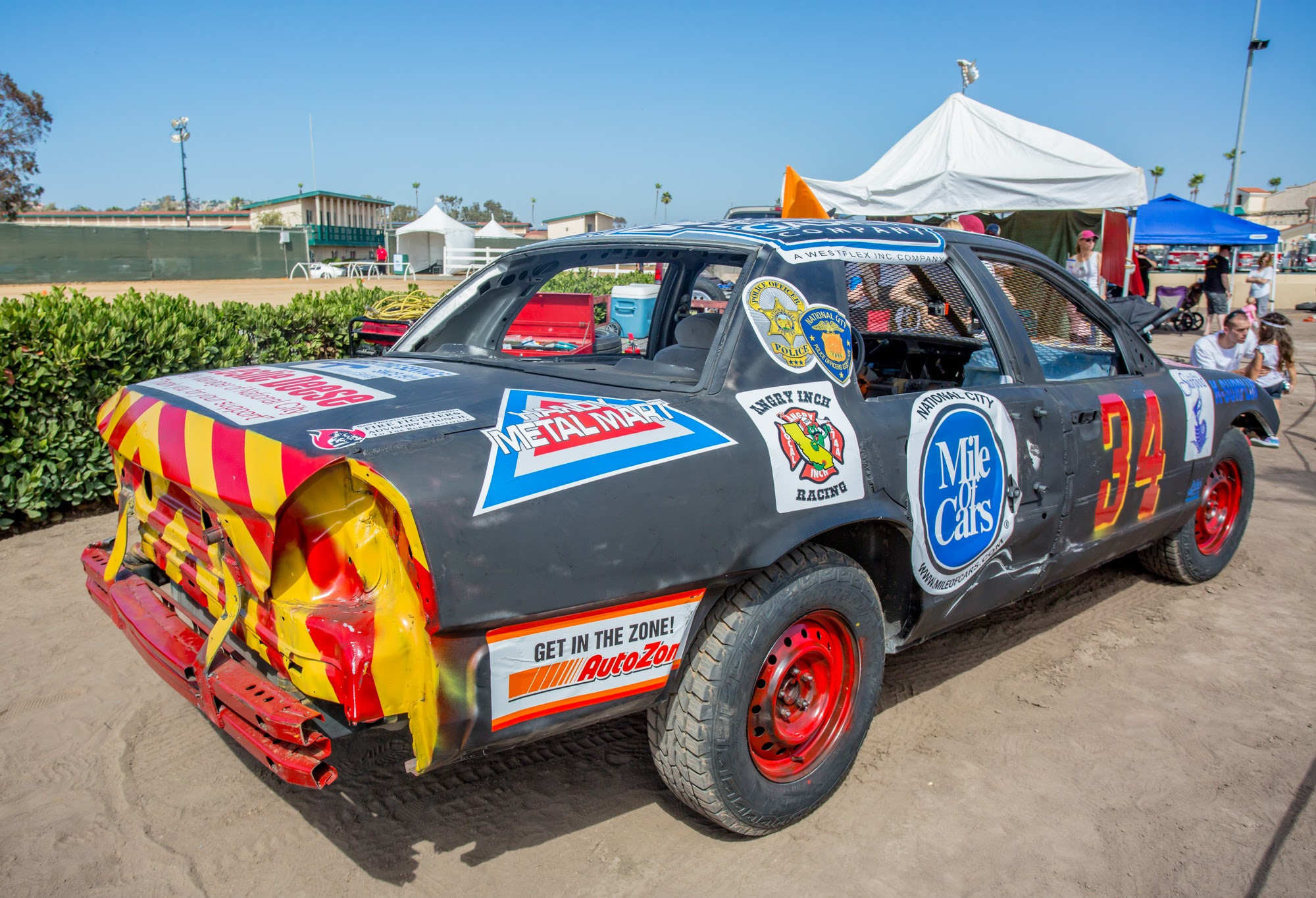 Photo Gallery National City Mile Of Cars