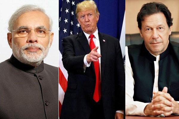 भारत-पाक में तनाव हुआ कम, दोनों चाहें तो मदद करने को तैयार: ट्रंप