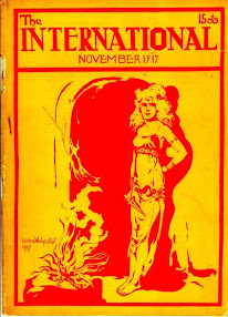 Cover of Aleister Crowley's Book International