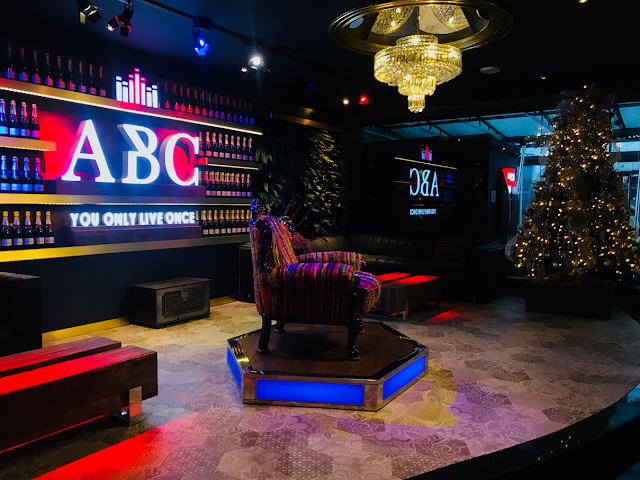 ABC Hotel Angeles City Lobby