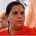 भाजप नेत्या उमा भारती कोरोना पॉझिटीव्ह